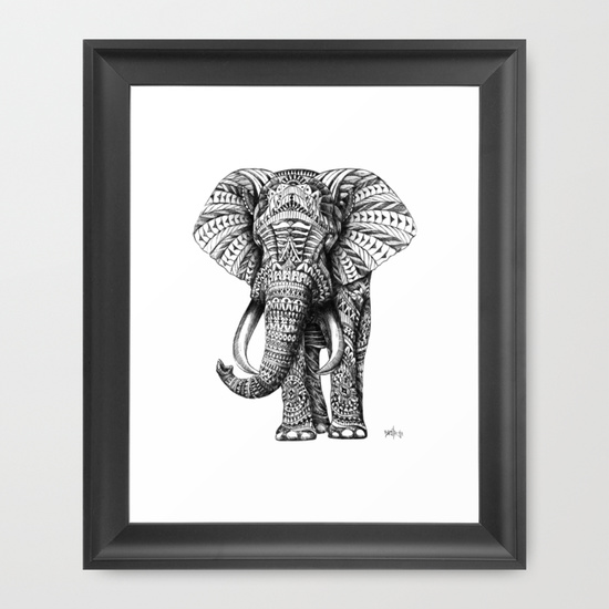 'Ornate Elephant' by BIOWORKZ
